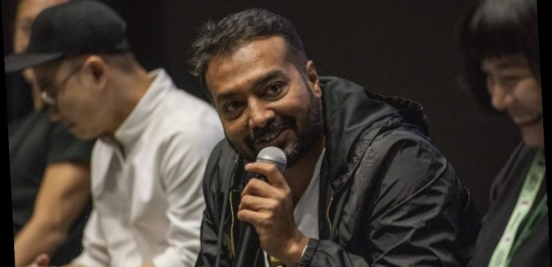 Anurag Kashyap Indian Filmmaker Denies Sex Harassment Allegations