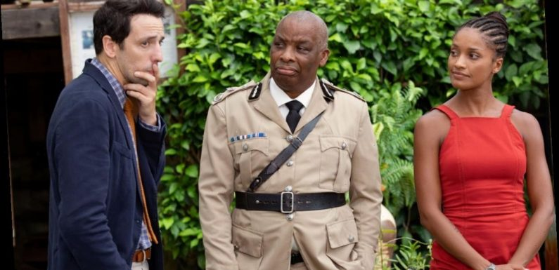 Death in Paradise actress pulled out of season one shortly after arriving in Caribbean