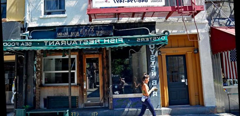Over half of NY restaurants face closure without COVID-19 bailout