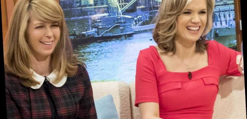 Kate Garraway 'doesn't know what's round the corner' with ill husband Derek's 'horrific' ordeal, says Charlotte Hawkins