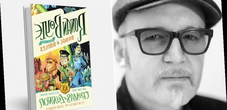 DreamWorks Animation Developing 'Ronan Boyle and the Book of Riddles' Movie