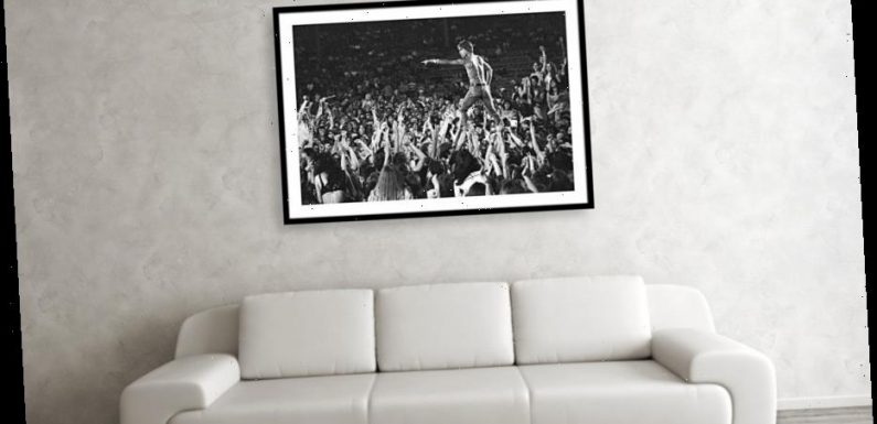 The Most Iconic Musical Images of All Time Are Now Available as Affordable Wall Art