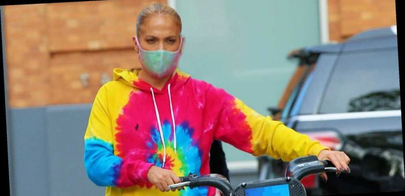 Jennifer Lopez Just Proved the Biggest Spring Trend of 2020 Is Actually Even Better for Fall