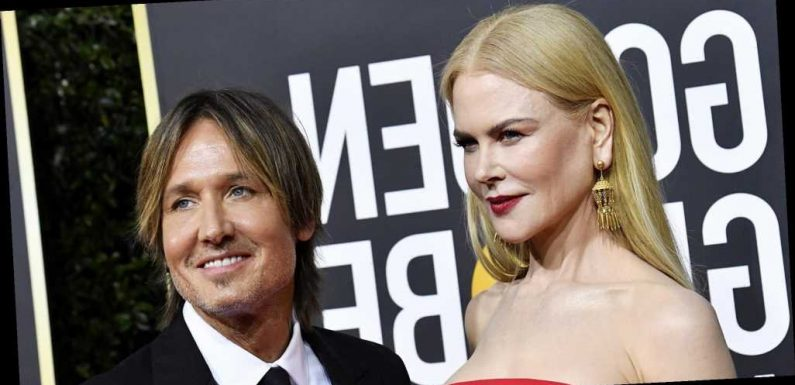 Nicole Kidman Sent Some Long-Distance Support to Keith Urban During the ACMs