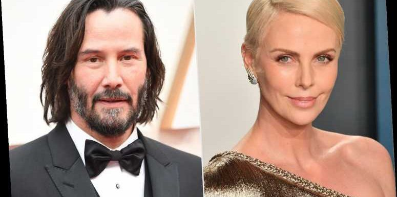 Charlize Theron Wishes Keanu Reeves a Happy Birthday: 'I Love This Handsome Human'