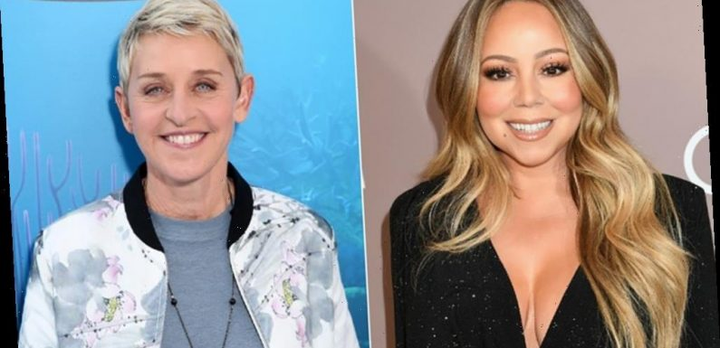 Why Ellen DeGeneres made Mariah Carey 'extremely uncomfortable'