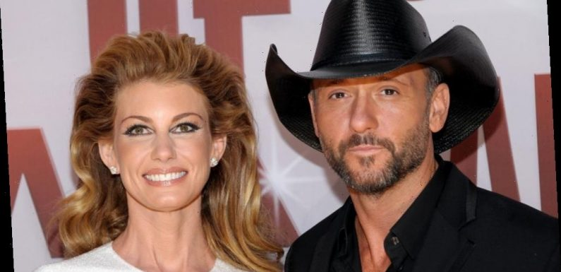 Tim McGraw's one habit that really annoys Faith Hill