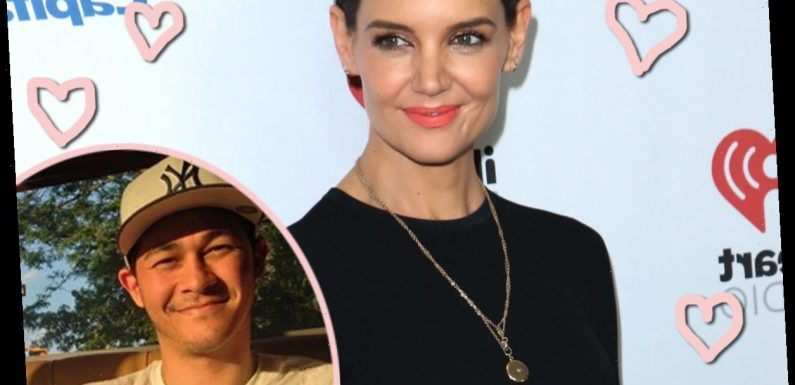 A Steamy Kiss Confirms Katie Holmes' New Relationship With Chef Emilio Vitolo – Everything You Need To Know!