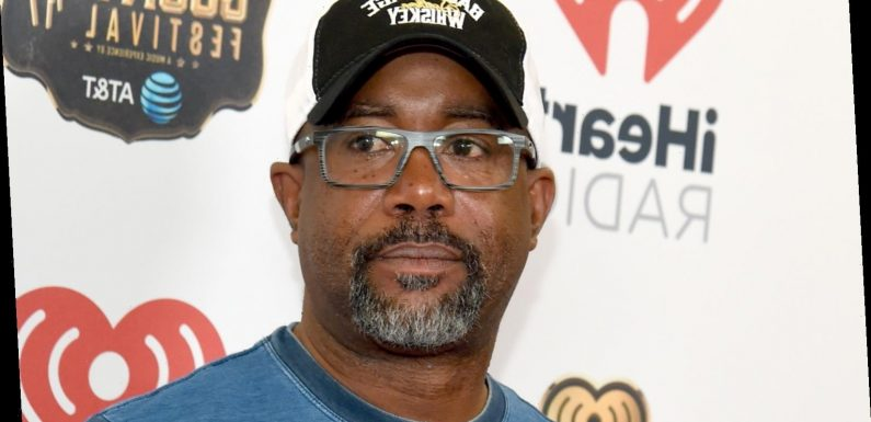 The real reason Darius Rucker left Hootie & the Blowfish