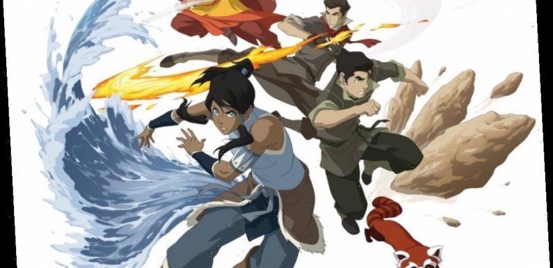 'The Legend of Korra' Ending Could Have Been So Different — Here's How