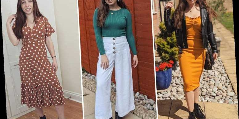 My entire wardrobe is second hand from charity shops – my favourite boots cost 20p, here's how to get the best bargains