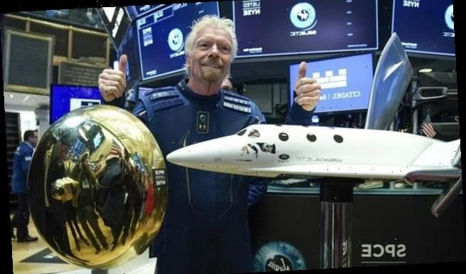 Virgin Galactic's SpaceShipTwo could launch again next month