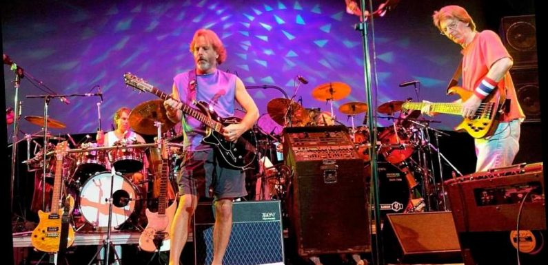 Grateful Dead's 'American Beauty' album to be reissued for 50th anniversary