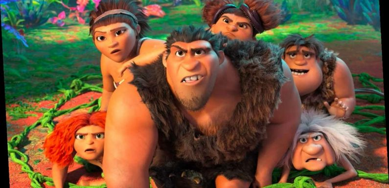 The Croods Meet A New Family In Funny Movie Sequel Trailer