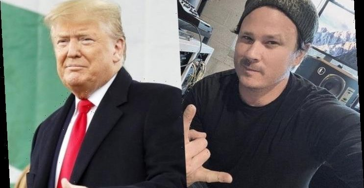 Tom DeLonge Claims He Briefed Donald Trump on Alien Life