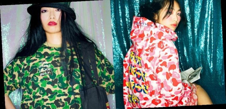 Anti Social Social Club and BAPE's Second Collaboration Gets Funky With All-Over Camo