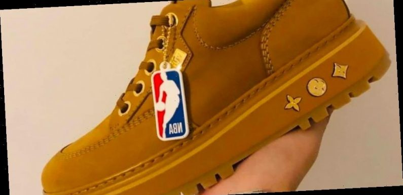 This Could Be the Next NBA x Louis Vuitton Collaboration
