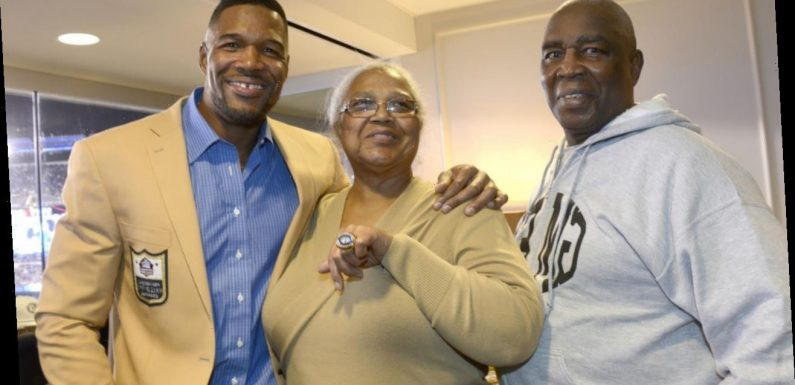 Michael Strahan's Father Gene Dead at 83: 'GMA' Pays Tribute