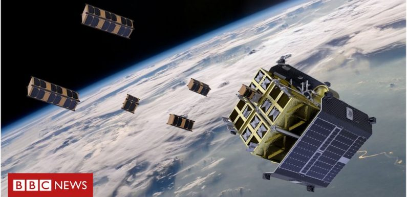 UK Space Agency funds tech for orbital awareness