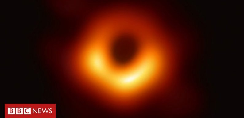 History-making black hole seen to do a shimmy
