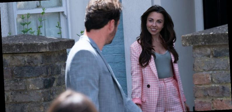 EastEnders airs dramatic twist as Ruby Allen and Martin Fowler secretly marry