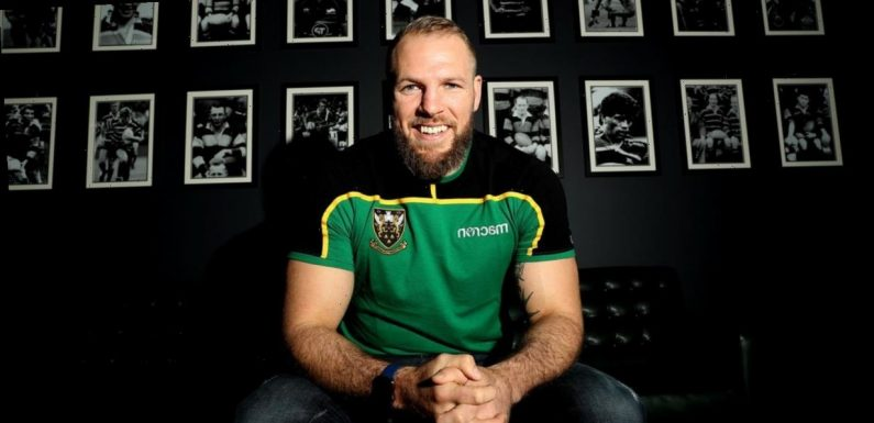 James Haskell slams easily offended snowflakes and is fine being seen as 'd**k'