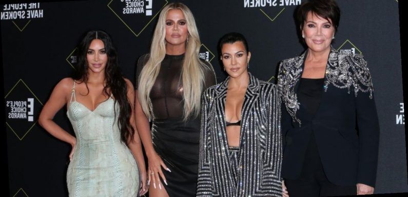 Kim Kardashian admits Keeping Up ended as the famous family 'needed a break'
