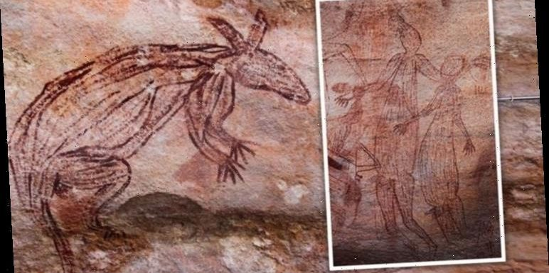 Archaeology breakthrough: Researchers discover treasure-trove of ancient Australian art