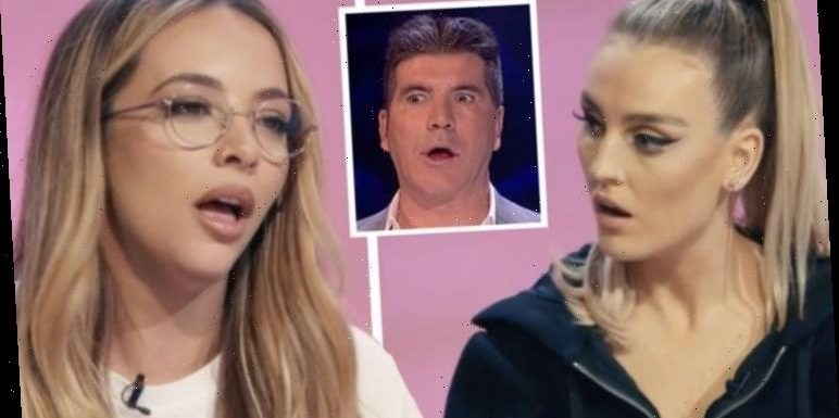 Little Mix 'take the p***' out of Simon Cowell with sly dig during audition