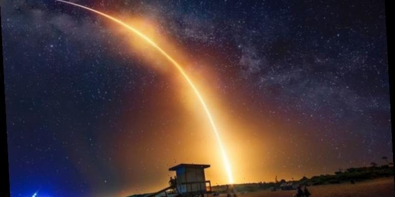 SpaceX live stream: Another 60 Starlink satellites to be delivered into space