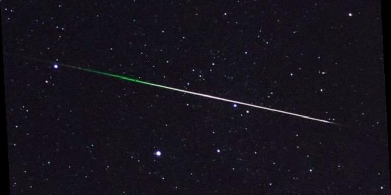 Meteor shower tonight: What is the best time to see the Draconid meteor shower?