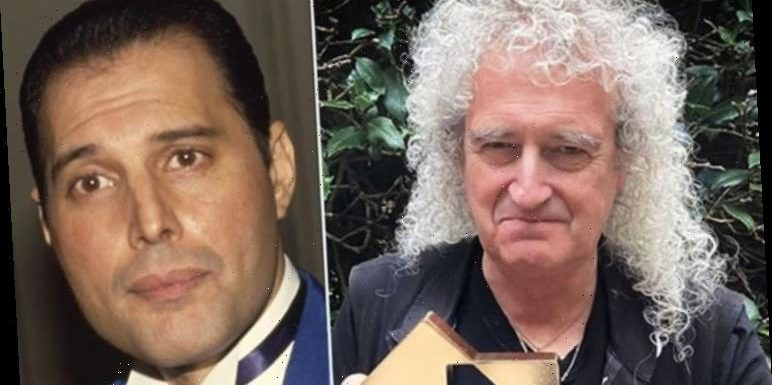 Brian May celebrates INCREDIBLE new Queen milestone 'Freddie would be so happy'