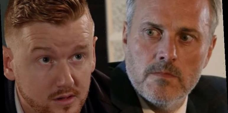 Coronation Street demolished as Ray Crosby's evil plan for Weatherfield exposed