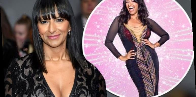 Ranvir Singh loses half a stone in first week of Strictly after being 'too scared to eat'