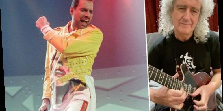 Brian May feels closest to Freddie Mercury when performing THIS – 'It's very emotional'