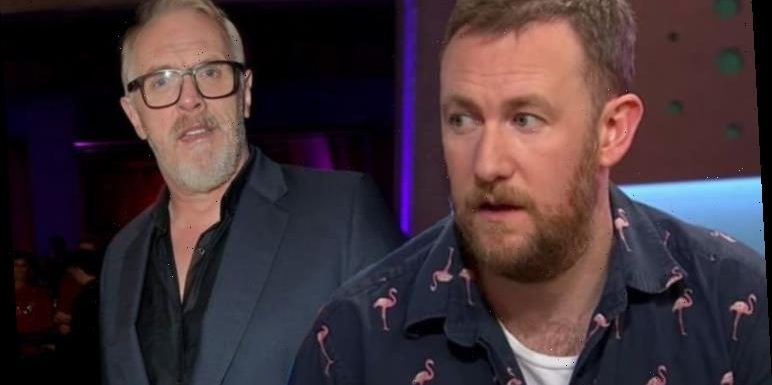 Alex Horne in major snub at Taskmaster co-host Greg Davies 'A real clique going on'