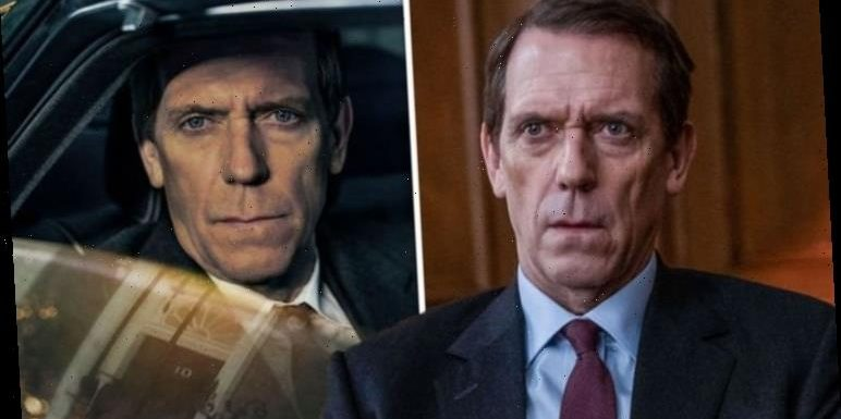 Roadkill star Hugh Laurie opens up on reason he 'ought not to be' attractedto series
