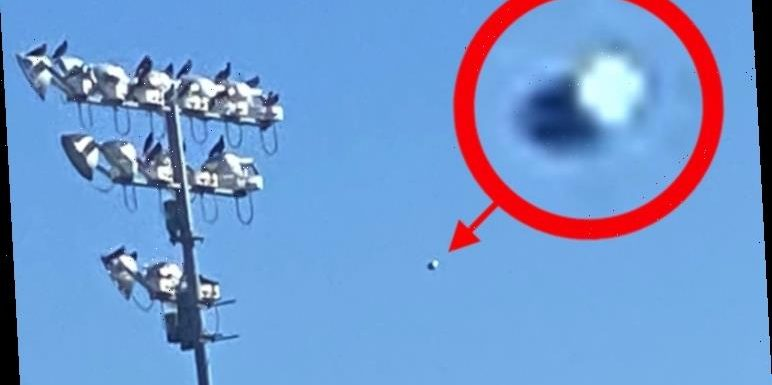 UFO sighting: Claim 'mysterious craft' that 'shoots away' over Texas is '100 percent alien