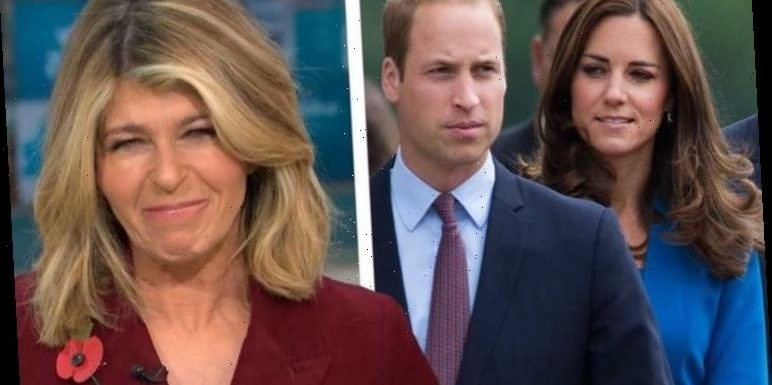Kate Garraway: GMB host receives moving message from William and Kate amid family turmoil