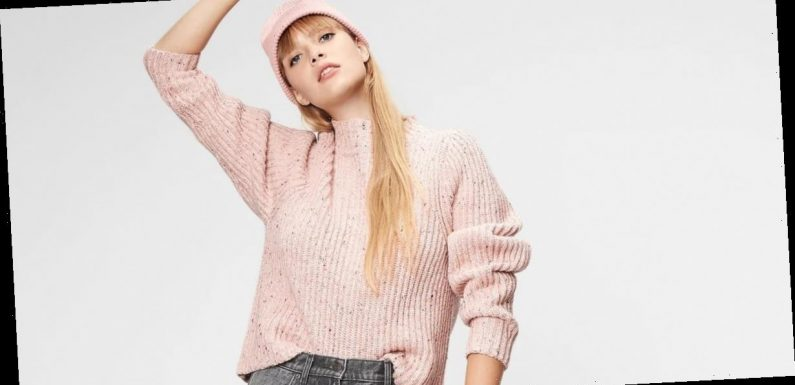 Get Cozy With These 15 Cute Sweaters From Gap