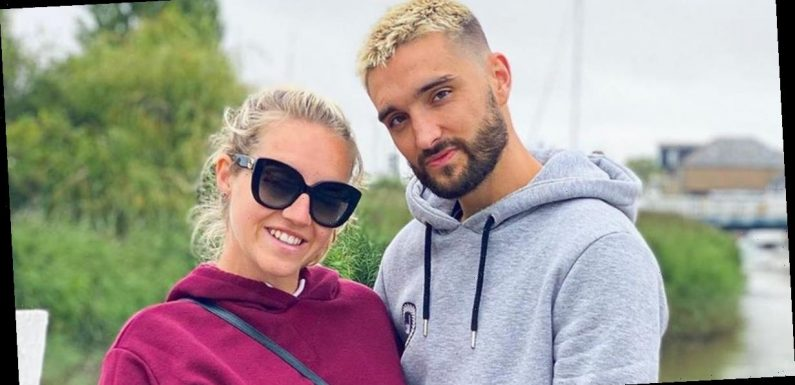 Tom Parker's wife thought he had man flu before terminal brain tumour diagnosis