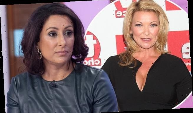 Saira Khan SLAMS Channel 5 after they use a snap of Claire King