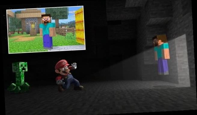 Minecraft's Steve is latest fighter in Super Smash Bros. Ultimate
