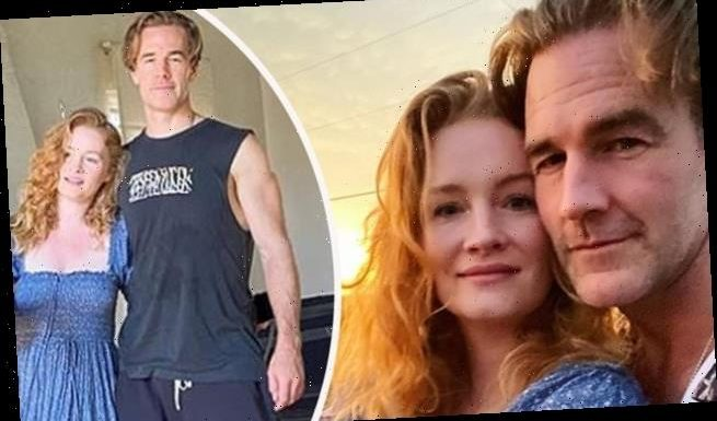 James Van Der Beek and wife Kimberly moving from LA to Texas