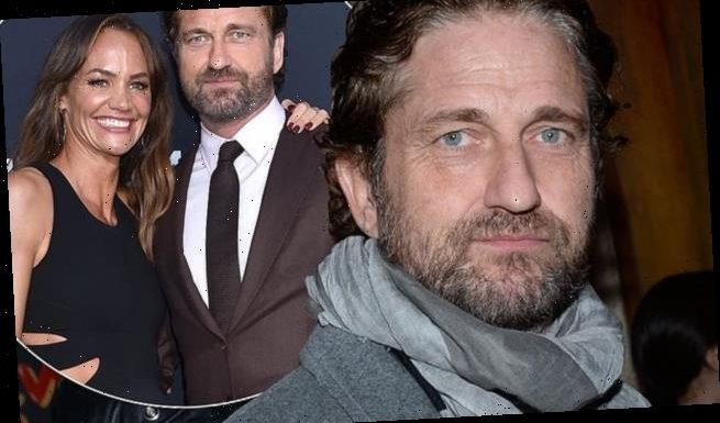 Gerard Butler wanted to quit acting after split fromMorgan Brown