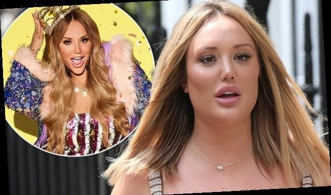Charlotte Crosby's MTV show is dumped from 10 Shake after one episode