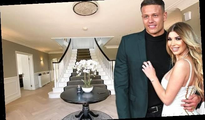 Olivia and Alex Bowen open the doors to their £1m Essex property