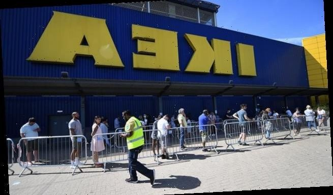 IKEA will open a record FIFTY new stores this year