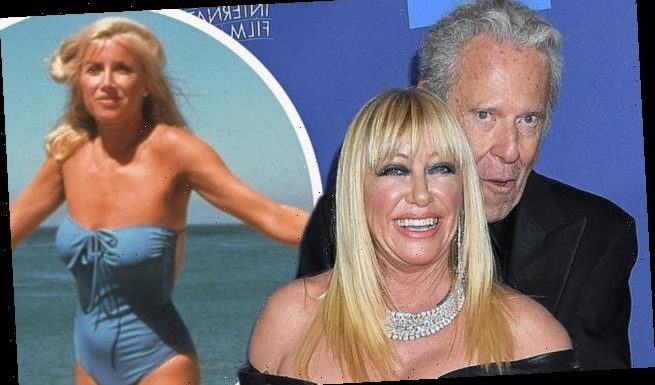 Suzanne Somers, 73, neck surgery after hurting two vertebrae