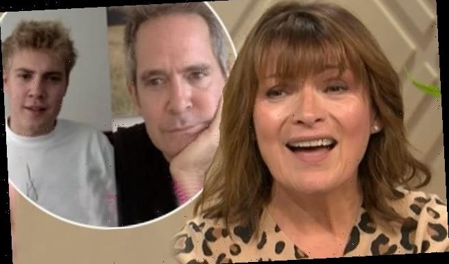 Lorraine's chat with Tom Hollander and Tom Taylor called a 'car crash'